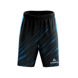 Sublimated Shorts Design