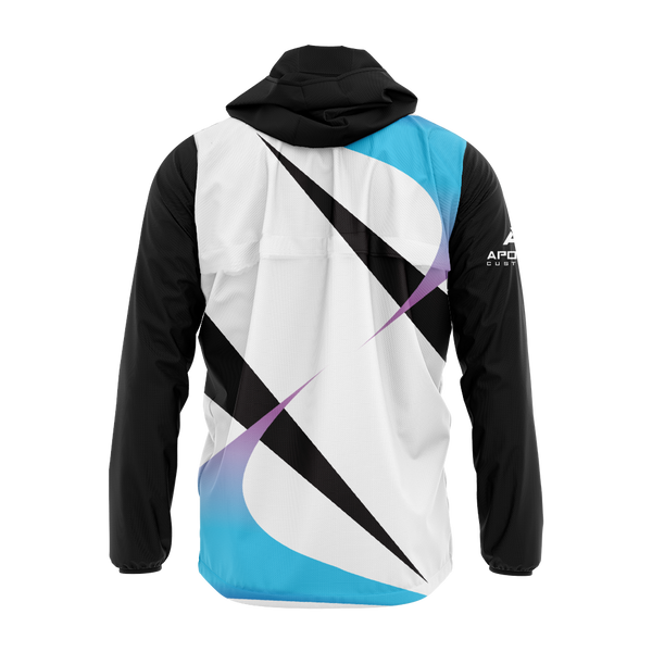 Arc Zero Sublimated Windbreaker w/Hood