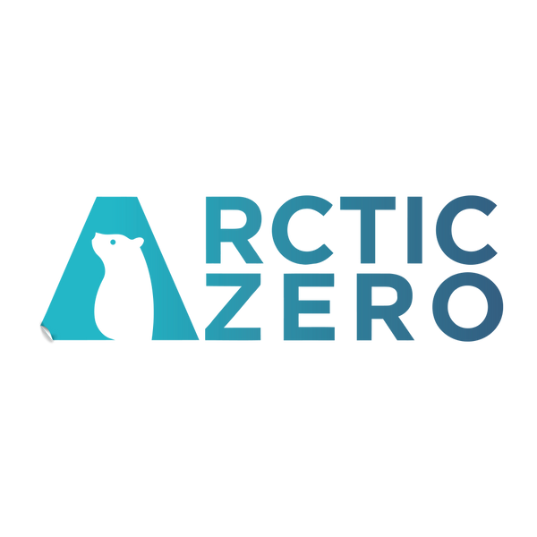Arctic Zero Sticker