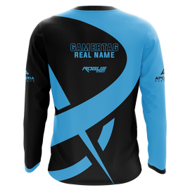 Artic Gaming Long Sleeve Jersey - Black