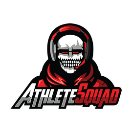 AthleteSquad Sticker