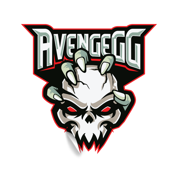 AvengeGG Sticker