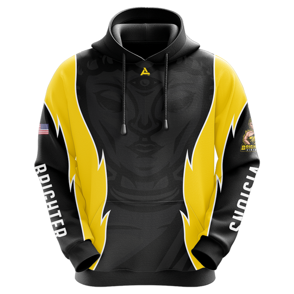 Brighter Visions Sublimated Hoodie