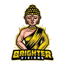 Brighter Visions Sticker