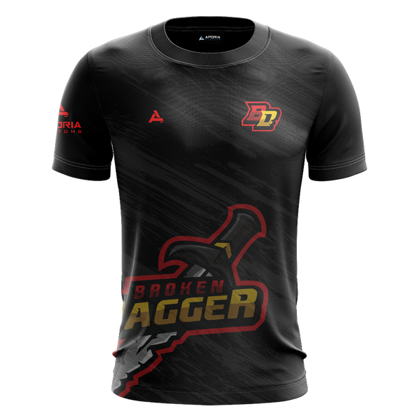 Broken Dagger Alternate Short Sleeve Jersey