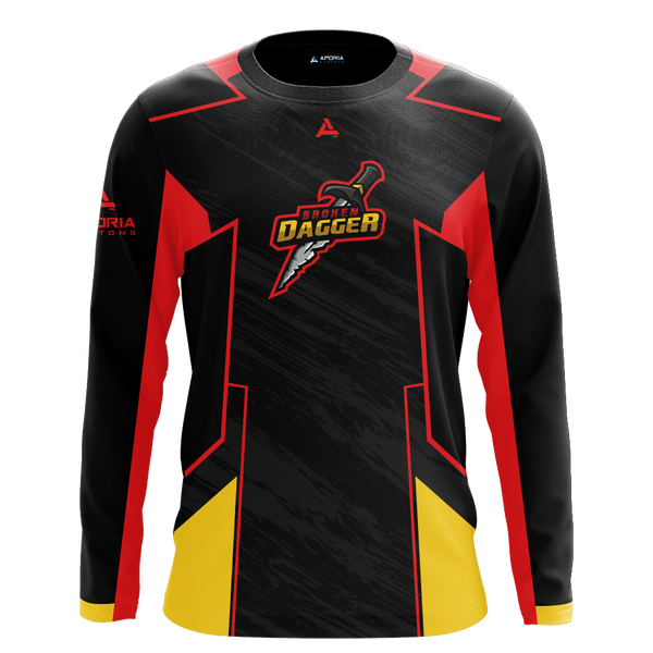 Broken Dagger Long Sleeve Jersey