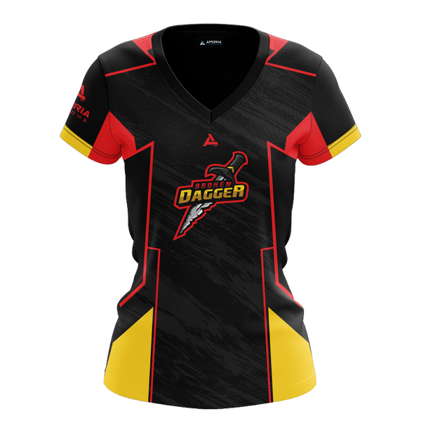 Broken Dagger Women's Short Sleeve Jersey