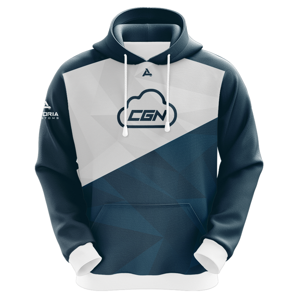 Cloud Gaming Network Sublimated Hoodie