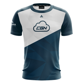 Cloud Gaming Network Short Sleeve Jersey