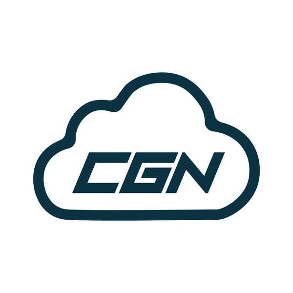 Cloud Gaming Network Sticker