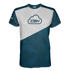 Cloud Gaming Network Sublimated T-Shirt
