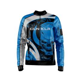 CLN KLR Sublimated Bomber Jacket