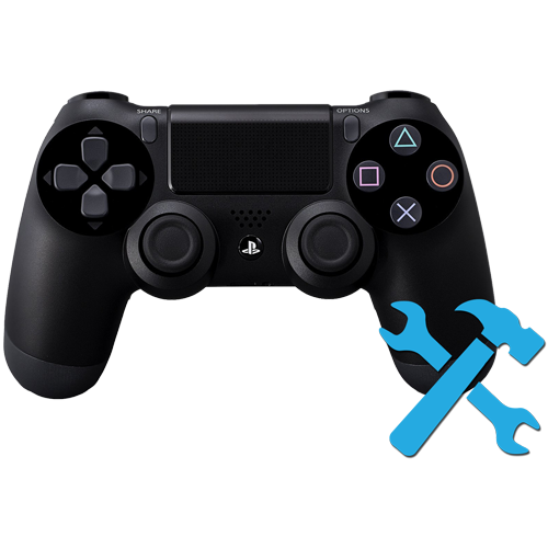 PlayStation 4 Controller Design