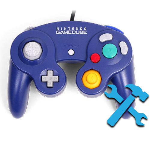 GameCube Controller Design