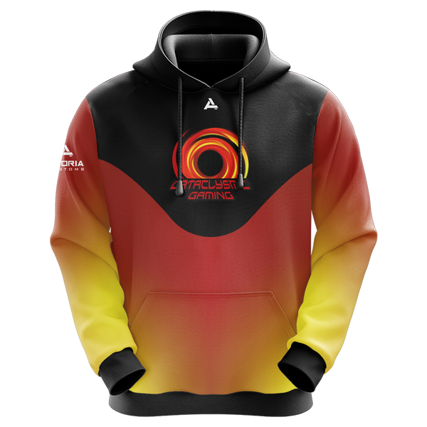 Cataclysmic Gaming Sublimated Hoodie