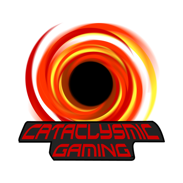 Cataclysmic Gaming Sticker