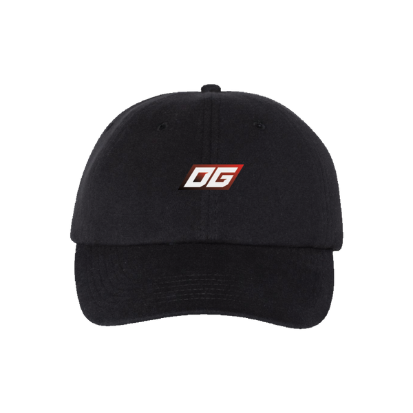 Overgirl Jersey Knit Dad Hat (Champion)