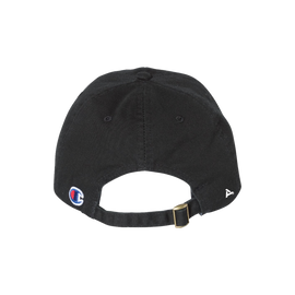 Overgirl Washed-Twill Dad Hat (Champion)