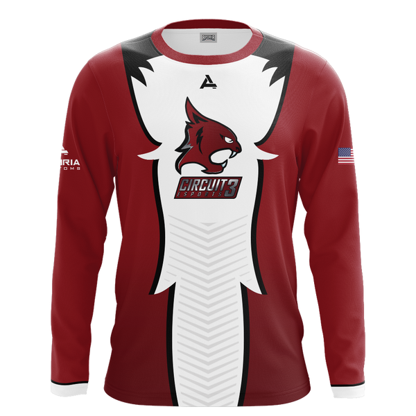 Circuit 3 Esports Long Sleeve Jersey