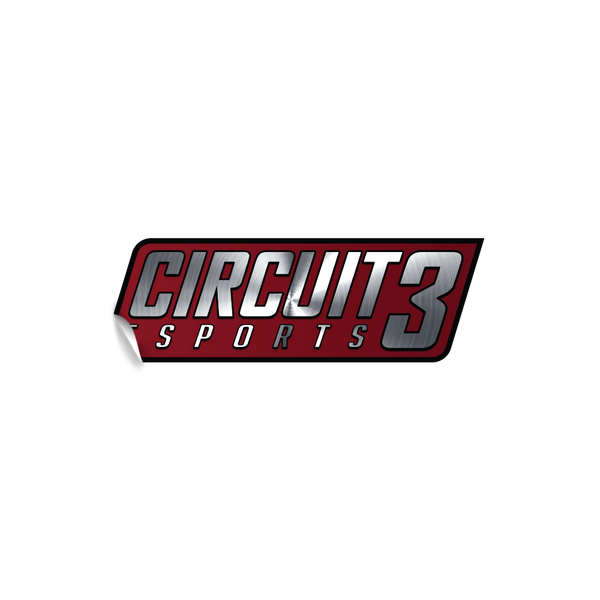 Circuit 3 Esports Letter Sticker
