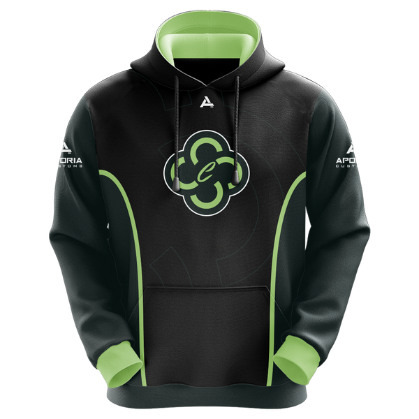 Clover eSports Sublimated Hoodie