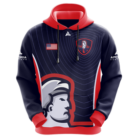 Colonial Sublimated Hoodie