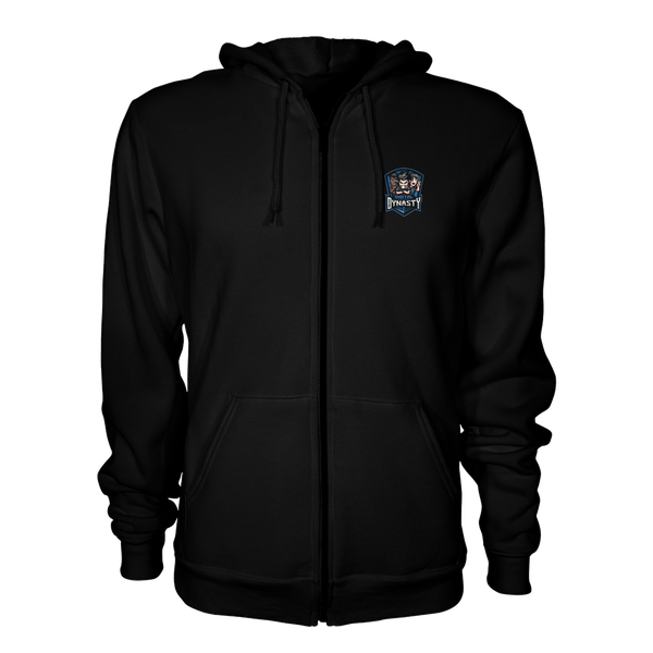 Digital Dynasty Zip Up Hoodie