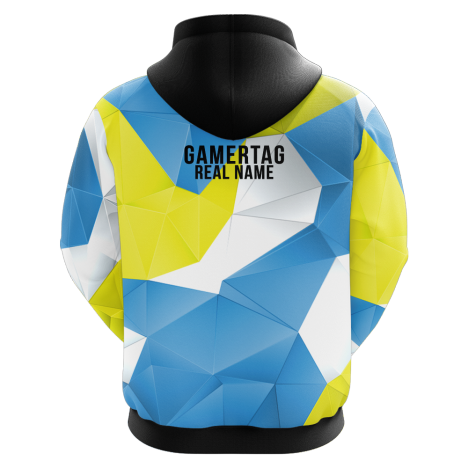 DadGotGame Sublimated Hoodie