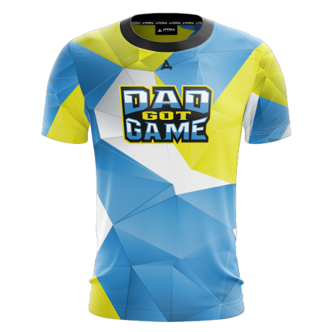 DadGotGame Short Sleeve Jersey