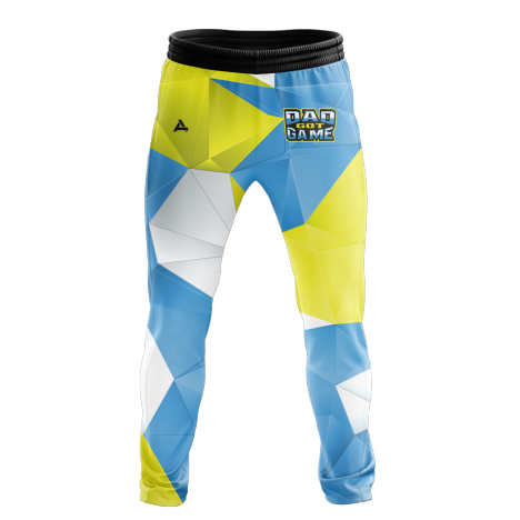 DadGotGame Sublimated Sweatpants