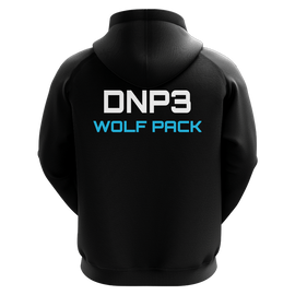 DNP3 Sublimated Zip Up Hoodie
