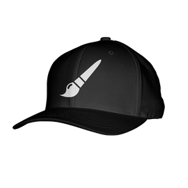 D&D Flexfit Hat Design