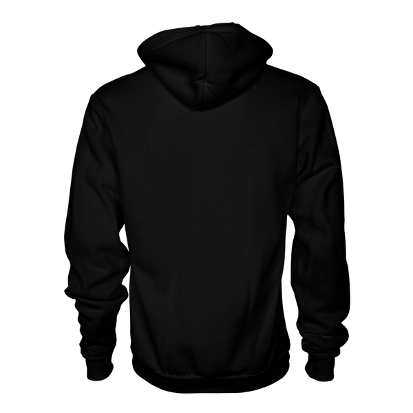 Team DanTum Black Zip Up Hoodie