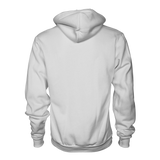 Team DanTum White Zip Up Hoodie