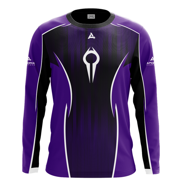 Dark Chapters Long Sleeve Jersey