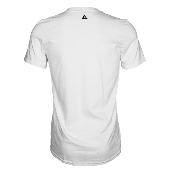 Dark Enforce White T-Shirt