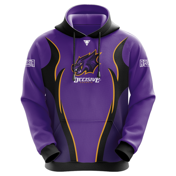 Decisive Sublimated Hoodie