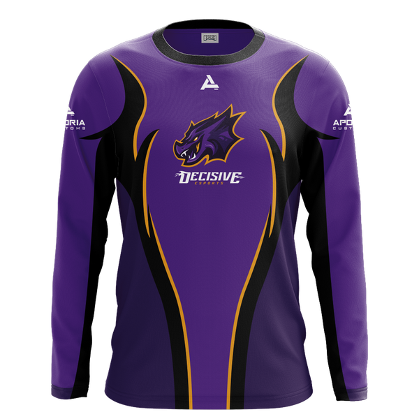 Decisive Long Sleeve Jersey