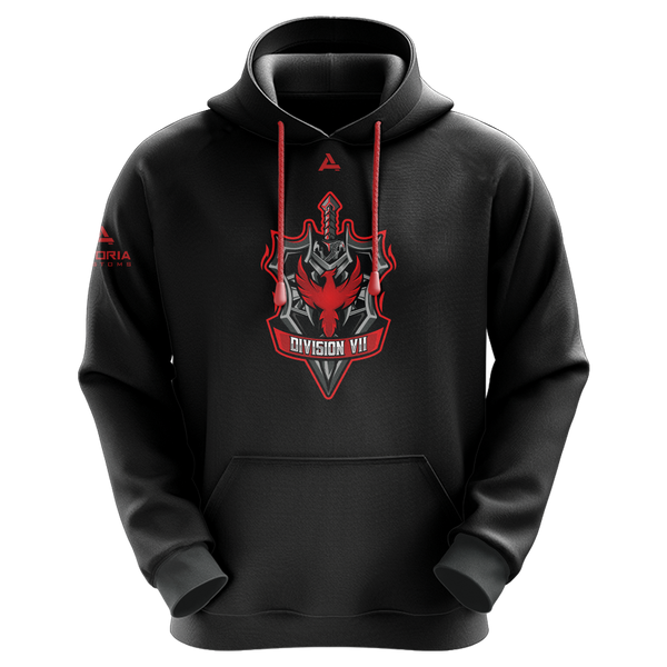 Division VII Sublimated Hoodie