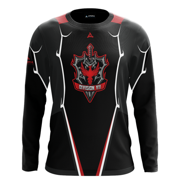 Division VII Alternate Long Sleeve Jersey