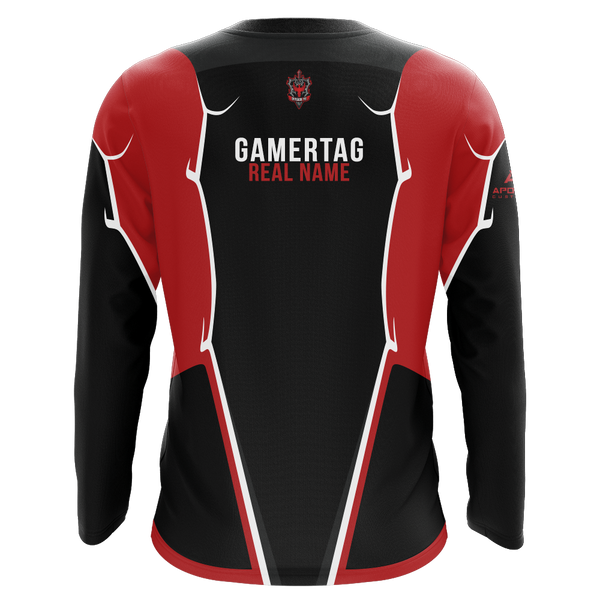 Division VII Long Sleeve Jersey
