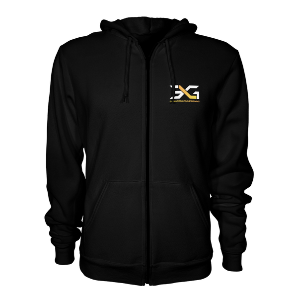 Evolution League Gaming Zip Up Hoodie