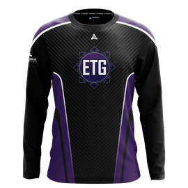 Entropy Gaming Long Sleeve Jersey