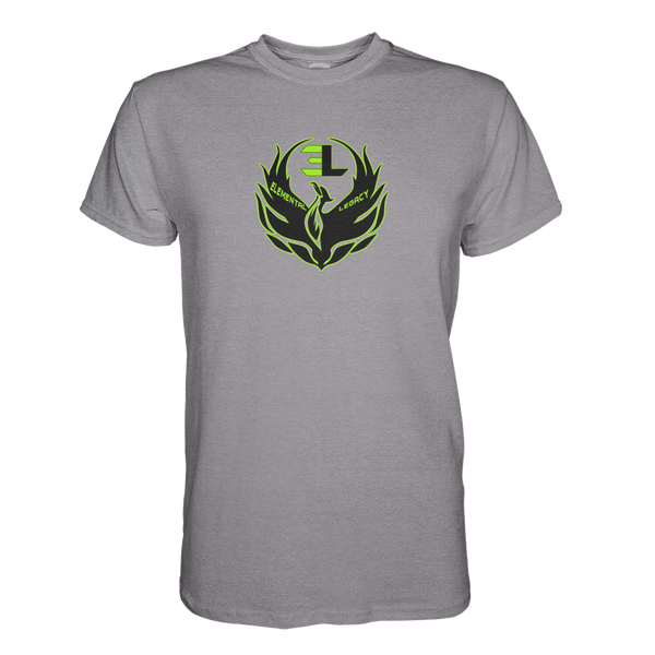 3L Gaming Sports Grey T-Shirt