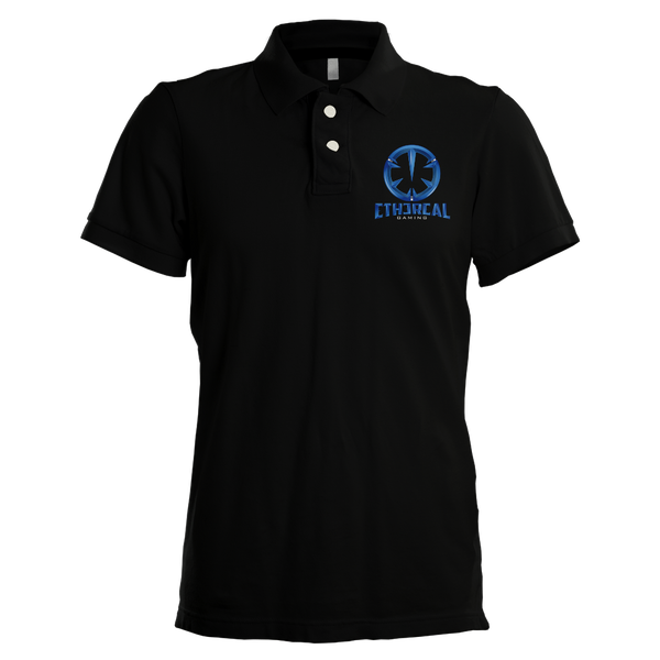Ethereal Gaming Polo Shirt