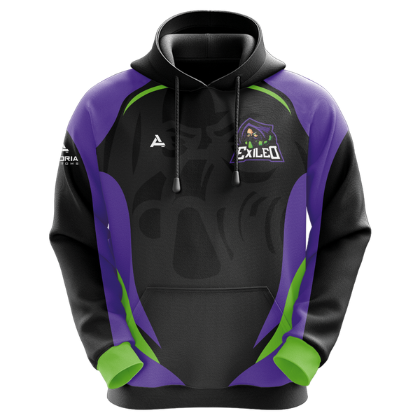 Exiled Sublimated Hoodie