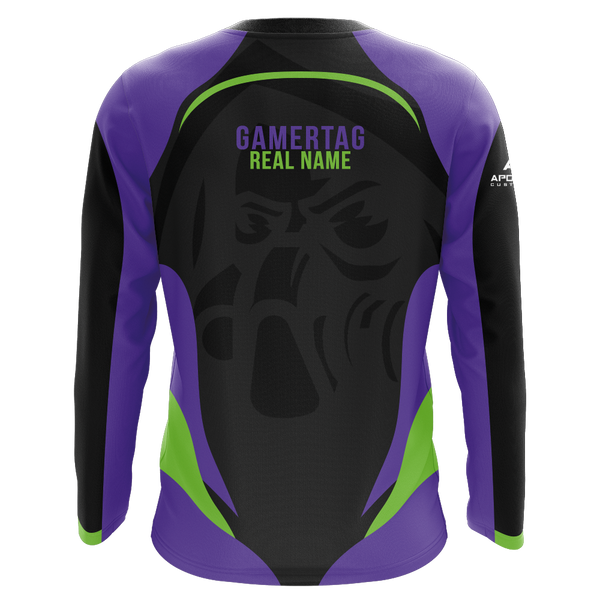 Exiled Long Sleeve Jersey