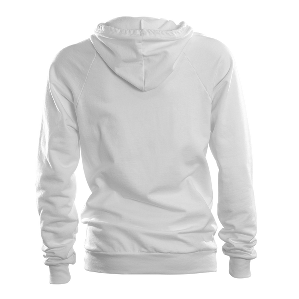 Exiled Hoodie - White