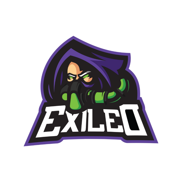 Exiled Sticker V3