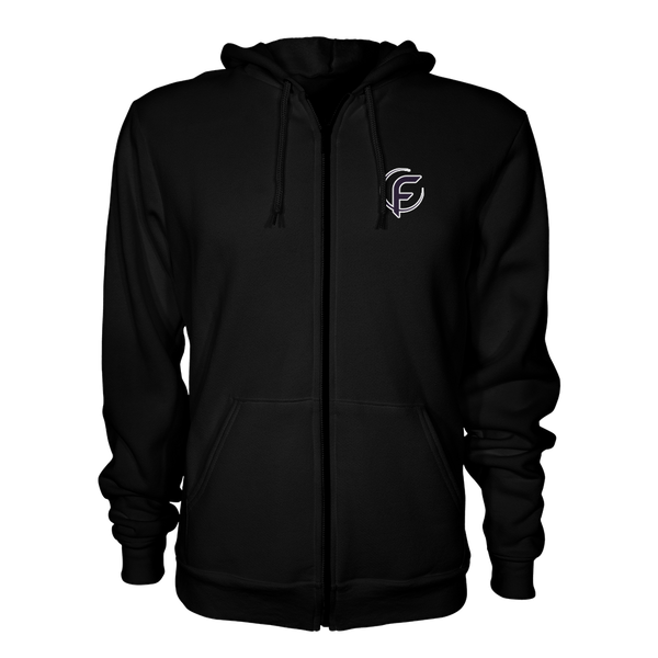 Favored Destiny Zip Up Hoodie